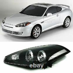 Oem Genuine Parts Front Head Light Lamp Left 1pcs Pour Hyundai 2007-2008 Tiburon