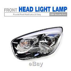 Oem Pièces D'origine Drl Led Head Light Lampe Côté Gauche Lh Pour Kia Picanto 2011-2017
