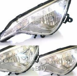 Oem Pièces D'origine Fog Lampe Set Pour Hyundai Couverture 13-17 Genesis Coupé
