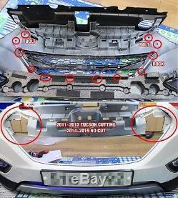 Oem Pièces D'origine Fuel Cell Calandre Pour Hyundai 2010 2015 Tucson Ix35