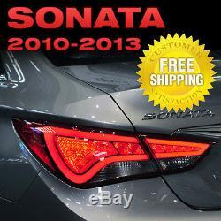Oem Pièces D'origine Lampe Led Feu Arrière Arrière Pour Hyundai I45 Sonata Yf 2011-2014