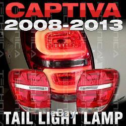 Oem Pièces D'origine Led Feu Arrière Lampe Arrière Lh Rh 2p Pour Chevrolet Captiva 2008-2016
