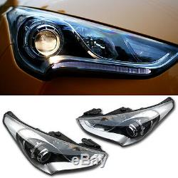 Oem Pièces D'origine Projection Head Light Lampe Pour Hyundai 2011-2016 2017 Veloster