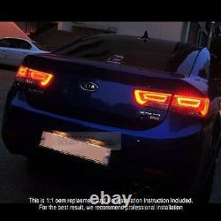 Oem Surface Emission Led Tail Light Lamp Lh Inside Pour Kia 2010-2013 Cerato Koup