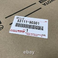Oem Toyota 79-84 Land Cruiser Bj40 Fj40 Front Chrome Radiateur Grill Partie Authentique