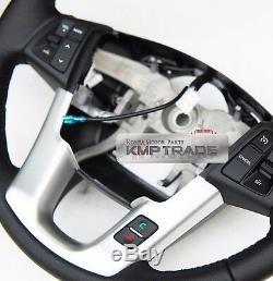 Oem Volant En Cuir Poignée Kit De Contrôle À Distance Pour Kia Sorento R 2010-2014