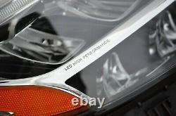Parfait! 19 20 21 Mercedes W205 C-class Headlight Set Paire Gauche + Oem Droite