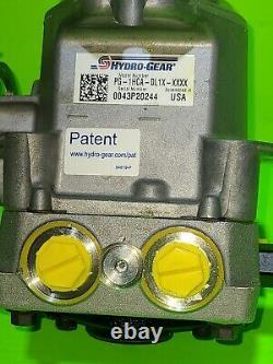 Pg-1hca-dl1x-xxxx Pompe Variable De Traitement Hydraulique Oem 10cc -h47 Partie Oem Véritable