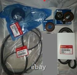 Pièces Authentiques Et Oem Honda/acura Timing Belt Water Pump Kit Factory Service Parts