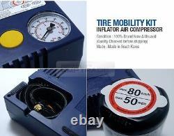 Pièces D'origine Des Pneus Mobility Kit Gonfleur Compresseur D'air Pompe À Pression Pour Kia