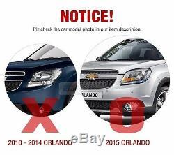 Pièces D'origine Oem Head Light Lampe Avant Lh + Rh Assy Pour Chevrolet 2015-16 Orlando