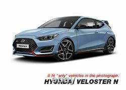Pièces D'origine Oem Kit De Carrosserie Jupes Latérales Moulage Pour Hyundai 2019 Veloster N