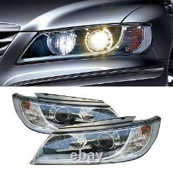 Pièces D'origine Oem Lampe De Phare De Tête Avant Lh Rh Assemblage Pour Hyundai 2010-11 Azera