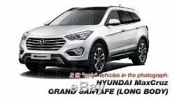 Pièces Oem Coffre Arrière Cargo Filet À Bagages De L'écran Pour Hyundai Santa Fe 2014-2018 XL