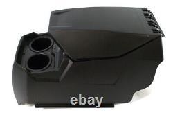 Polaris Center Console Assembly, Gloss Black, Genuine Oem Partie 2634880-070
