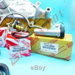 Pompe Toyota Timing Oem Ceinture Et Eau Kit V8 4.7 Pour Les Pièces D'origine 4runner Tundra