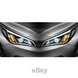 Projection Led Position De La Tête Lampe Oem Pour Hyundai 2015-2017 Lf Sonata I45