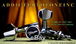 Série Takamine Pro Tuner 12 Cordes / Chrome / Véritable Oem Tpk0543