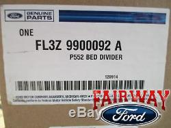 Thru 19 Ford 15 F-150 Oem D'origine Ford Pièces Noir Kit Lit De Séparation Pour Boxlink