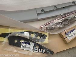 Tiburon Led Coupé Becquet Arrière Oem Pièces D'origine Pour Hyundai 2003 2008