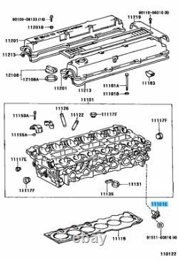 Toyota Capteur De Position Cam 1jz-ge 1jz-gte 2jz-ge 2jz-gte 3s-ge Pièces D'origine Oem