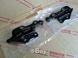 Toyota Celica Coupe Coffre Charnière Lh + Rh Set Nouveau Véritable Oem Parts 1990-1993