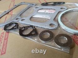 Toyota Celica Mr2 Turbocompresseur Gasket Kit St185 Sw20 Pièces D'origine Oem 1990-1