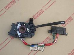 Toyota Corolla Cp Coupe Ae86 85 Rhd Turn Signal Switch Véritable Pièces Oem