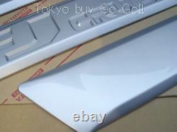 Toyota Fj Cruiser Gsj15w Side Protection Moulding Set New Genuine Oem Parts