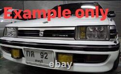 Toyota Fog Lights Ae90 Ae92 Etc. Oem Jdm Gauche Et Droite, Pièces Authentiques