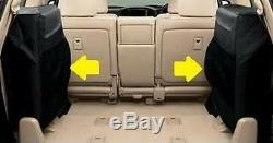 Toyota Land Cruiser 200 Third Seat Cover Case Set Nouveau Véritable Oem 2008-2018