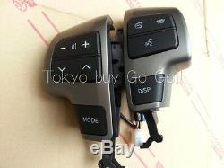 Toyota Land Cruiser 200 Volant Commandes De Commutateur D'origine Oem 2008-11