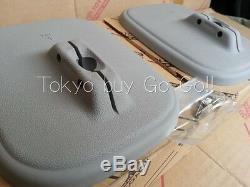 Toyota Land Cruiser Extérieur Rétroviseur Lh + Rh Set D'origine Oem Parts Fj40 45