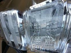 Toyota Land Cruiser Prado150 Effacer Tail Set Nouveau Lumière Véritable Oem Pièces 2013-15