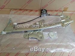 Toyota Supra Jza80 Côté Fenêtre Régulateur Lh Nouveau Véritable Oem Parts 69802-14111