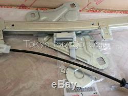 Toyota Supra Jza80 Fenêtre Côté Régulateur Rh Pièces Neuves D'origine Oem 69801-14111