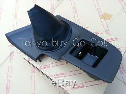 Toyota Supra Jza80 Lhd Centre Panel Console Shift Boot Nouveau Véritable Oem