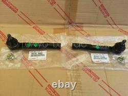 Toyota Supra Jza80 Mk4 Sc300/400 Tie Rod End Rh + Lh Set Nouveaux Pièces D'origine