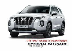 Trunk Oem Pièces D'origine Cargo Type De Tapis Pliant Pour Hyundai 2019-2020 Palisade