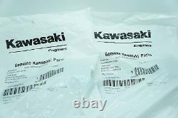 Véritable Oem Kawasaki N ° 21171-7034 Bobines D'allumage (de Qté 2) Kawasaki Fh Bobines