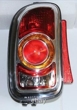 Véritable Oem Mini Clubman R55 Orange Arrière Tail Lampe Lumière Côté Gauche Rhd Voitures Nouveau