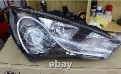 Véritable Pièces Oem Halogène Head Light Lamp Rh Pour Hyundai 2013-2017 Genesis Coupé