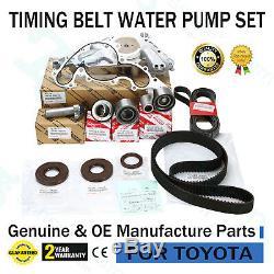 Véritable Timing Pièces Oem Ceinture Et Pompe À Eau Kit Pour Toyota 4runner V8 Tundra 4.7