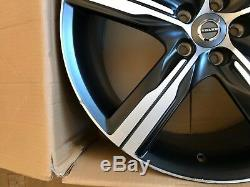 Volvo Xc90 R-design 20 De Rechange Roues En Alliage 31406714 Véritable Oem