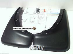 Vw Golf Gti Mk4 Tdi 1.8t R32 Boue Rabats Splash Shields Véritable Vw Votex Oem Pièces