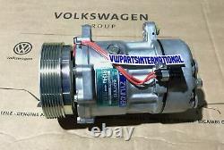 Vw Golf Mk3 Vr6 Air Con Compresseur Nouveau Véritable Oem Nos Vw Partie 357820803r