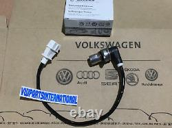 Vw Golf Mk3 Vr6 Vento Engine Speed Sender Genuine Nos Oem Vw Partie