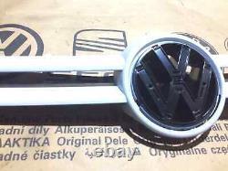 Vw Golf Mk4 R32 Bumper Grill Trim Smooth Primer Véritable Nouvelle Partie D'oem Vw