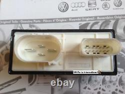 Vw Golf Mk4 R32 Gti Tdi Radiateur Fan Control Module Switch Nouvelle Pièce Oem Authentique
